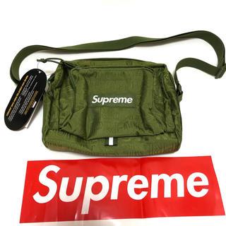 Supreme - Supreme Shoulder Bag カーキ色