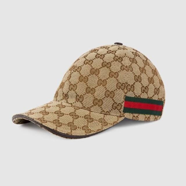 Gucci(グッチ)のGUCCI キャップ【未使用品】 メンズの帽子(キャップ)の商品写真