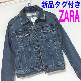 ZARA - ZARA ザラ Gジャン デニム ジャケット アウター ブルゾン レディース