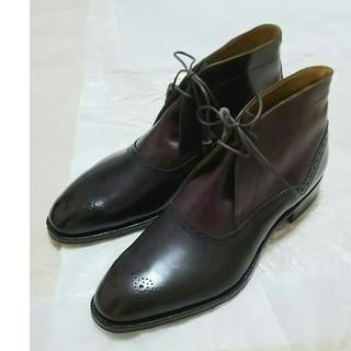 リーガル(REGAL)のHIROSHI TSUBOUCHI ブーツ ヒロシツボウチ(ドレス/ビジネス)