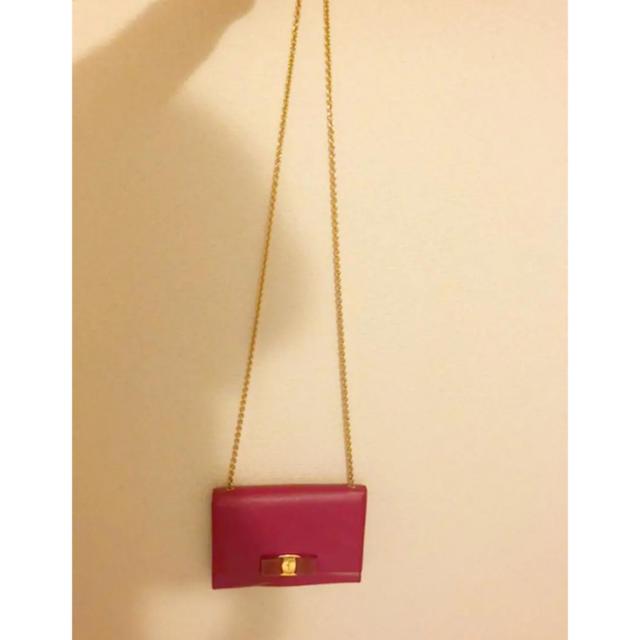 Salvatore Ferragamo(サルヴァトーレフェラガモ)のサルヴァトーレ フェラガモ  ショルダーバッグ レディースのバッグ(ショルダーバッグ)の商品写真