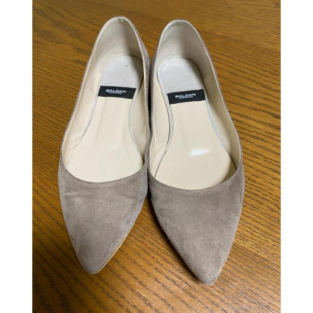 PELLICO(ペリーコ)のner 246様専用 BALDAN バルダン フラットシューズ 36 レディースの靴/シューズ(ハイヒール/パンプス)の商品写真
