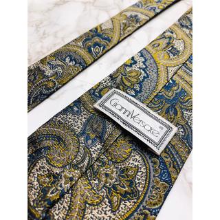 ジャンニヴェルサーチ(Gianni Versace)の即購入OK!3本選んで1本無料!ヴェルサーチ Versace ネクタイ 1962(ネクタイ)