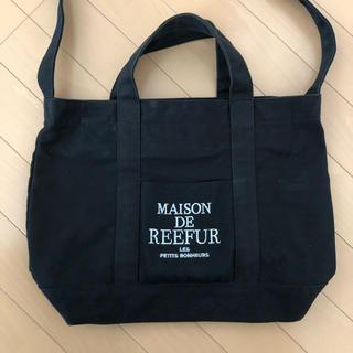 Maison de Reefur - トートバッグ マザーズバッグ