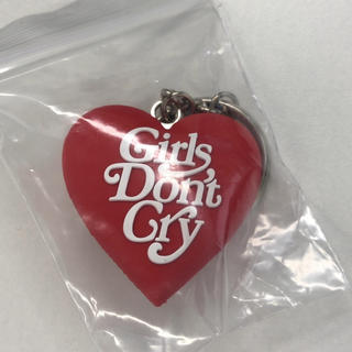 ジーディーシー(GDC)のガールズドントクライ キーホルダー Girls Don't Cry Cafe(キーホルダー)