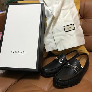 グッチ(Gucci)のGUCCI グッチ の ホースビットローファー(ローファー/革靴)