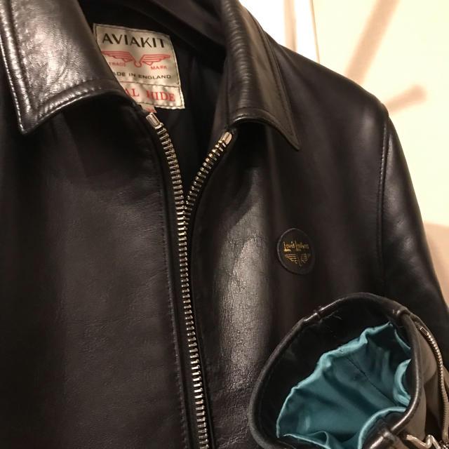 Lewis Leathers(ルイスレザー)のLewis leather ルイスレザー コルセア タイトフィット メンズのジャケット/アウター(ライダースジャケット)の商品写真