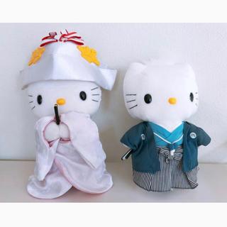 ハローキティ - 和装 キティ 人形 ウェルカムスペース