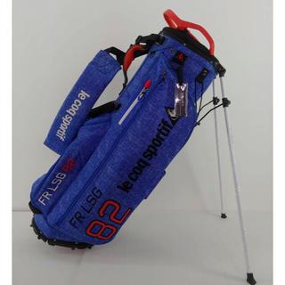 le coq sportif - ルコック ゴルフキャディーバック 8.5型