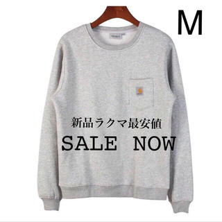 carhartt - カーハート  carhartt  トレーナー M 大人気