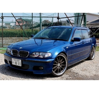 BMW - BMW E46 325i ツーリングMスポーツ