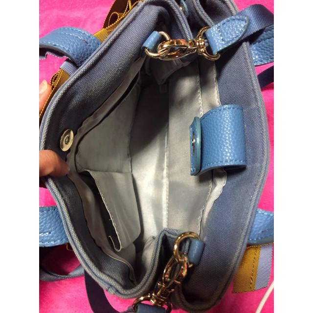 LANVIN en Bleu(ランバンオンブルー)の最終値下げ!ランバン  マリアンヌ ミニショルダー レディースのバッグ(ショルダーバッグ)の商品写真