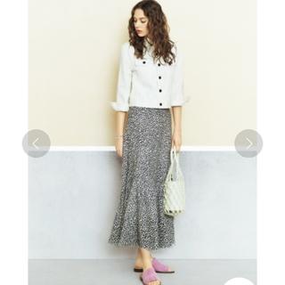 Mila Owen - タチキリデザインフレアスカート