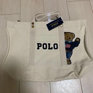 POLO RALPH LAUREN - ポロラルフローレン ポロベア トートバッグ