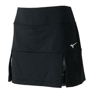 ミズノ(MIZUNO)のMIZUNO ミズノ スコート インナースパッツ付 ブラック スカート 黒(バドミントン)