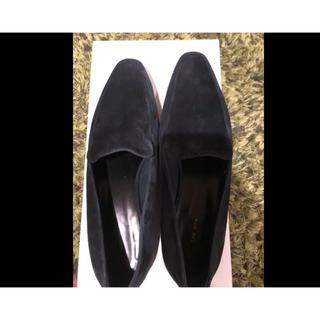 ドゥロワー(Drawer)の完売品the row 2019aw ローファー36(ローファー/革靴)