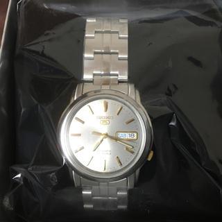 セイコー(SEIKO)のSEIKO5 メンズ 腕時計(腕時計(アナログ))