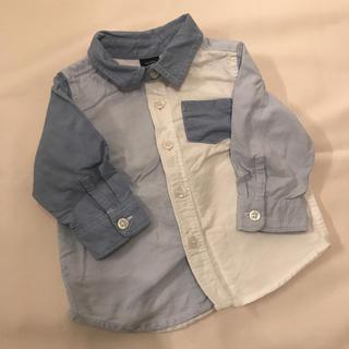 ベビーギャップ(babyGAP)のGAP シャツ(シャツ/カットソー)