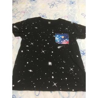 グラニフ(Design Tshirts Store graniph)の【値下げ美品】グラニフ 半袖Tシャツ SSサイズ(Tシャツ/カットソー(半袖/袖なし))