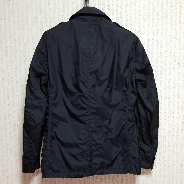 MONCLER(モンクレール)のMONCLERモンクレールナイロンジャケット ブラック0中古品 メンズのジャケット/アウター(ナイロンジャケット)の商品写真