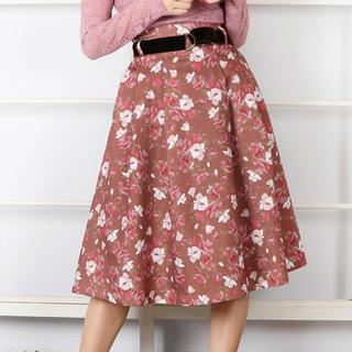 dazzlin - ダズリン️💓花柄スカート