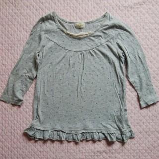 イッカ(ikka)のIKKA 七分袖 Tシャツ 140(Tシャツ/カットソー)