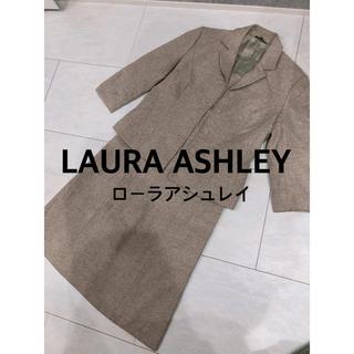 ローラアシュレイ(LAURA ASHLEY)のLAURA ASHLEY ローラアシュレイ ワンピーススーツ スカートスーツ(スーツ)