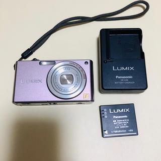 Panasonic - Panasonic DMC-FX33-P デジカメ デジタルカメラ