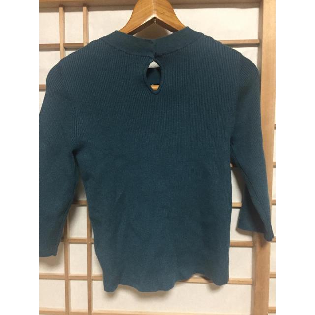 Rirandture(リランドチュール)の新品タグつきリランドチュールパールニット レディースのトップス(ニット/セーター)の商品写真