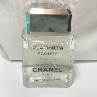 CHANEL - CHANEL エゴイストプラチナム 香水