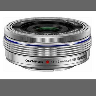 オリンパス(OLYMPUS)のオリンパス M.ZUIKO DIGITAL ED 14-42mm(レンズ(単焦点))