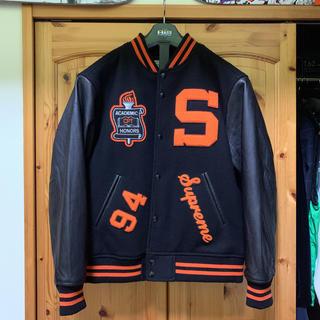 Supreme team varsity jacket size M