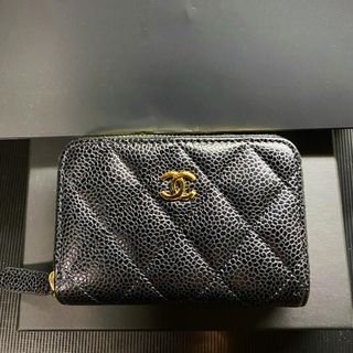 CHANEL - 極美品 CHANEL 財布 コインケース