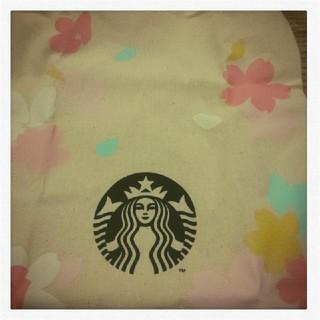 Starbucks Coffee - スターバックス サクラ SAKURA 2020 バッグのみ