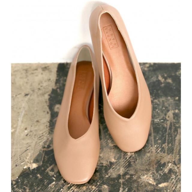 LOWRYS FARM(ローリーズファーム)のフラットシューズ レディースの靴/シューズ(バレエシューズ)の商品写真