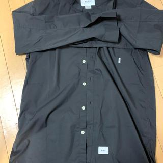 W)taps - wtaps ex36 shirt 黒