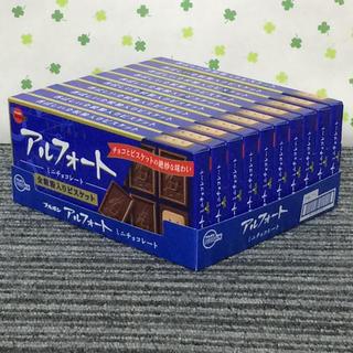 ブルボン(ブルボン)の新品 ブルボン アルフォート 12個入×10個 全粒粉入りビスケット (菓子/デザート)