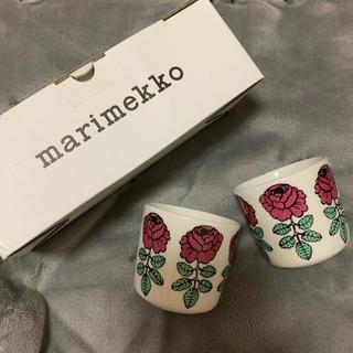marimekko - マリメッコ  ヴィヒキルース ラテマグ  ローズピンク