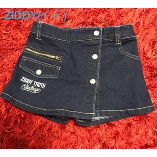 ZIDDY - ZIDDY(ベベ) ショートパンツ 150cm