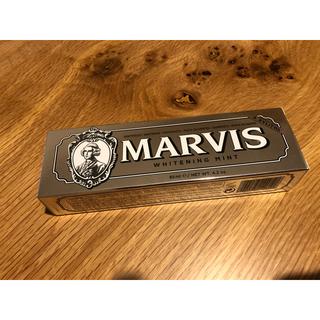 マービス(MARVIS)のマービス ホワイトニングミント(歯磨き粉)
