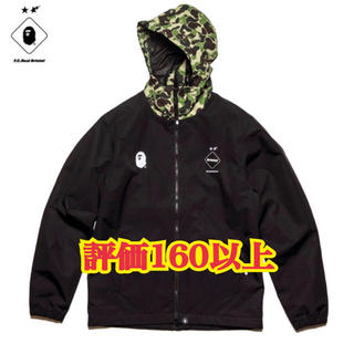 A BATHING APE - FCRB×BAPE Sepparate Practice Jacket