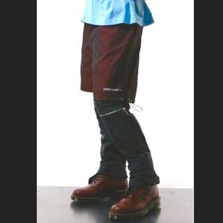 リックオウエンス(Rick Owens)のANOTHERYOUTH レイヤードパンツ FREESIZE(デニム/ジーンズ)