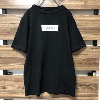 アニエスベー(agnes b.)のagnes b ボックスロゴ Tシャツ アニエスベー(Tシャツ(半袖/袖なし))