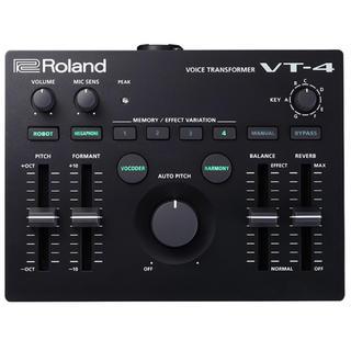 ローランド(Roland)のRoland AIRA VT-4 Voice Transformer(エフェクター)