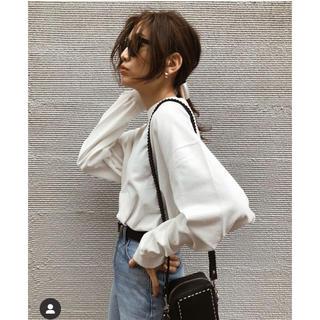moussy - 新作♡MOUSSY VINTAGE LIKE LS シャツ♡ヴィンテージTシャツ