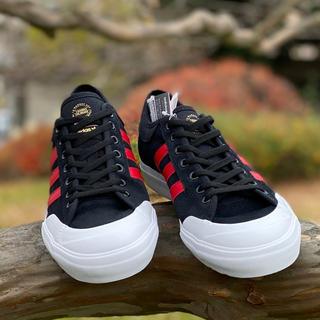 adidas - adidas MACHCOURT skate bk×RED