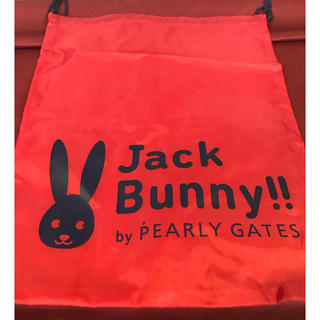 PEARLY GATES - Jack bunny ランドリーバッグ