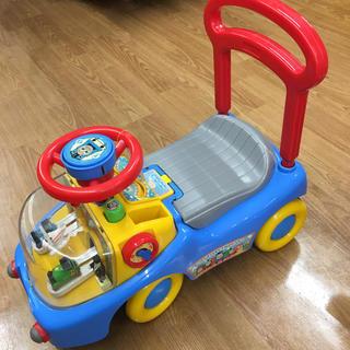トーマス 四輪車