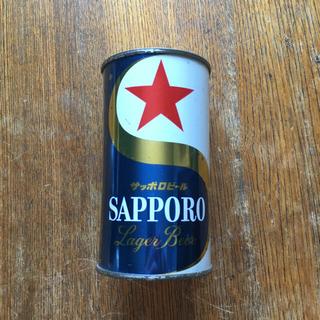 サッポロビール  1959年 スチール缶 空き缶01