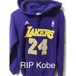 adidas - Lakers kobe Bryant パーカー